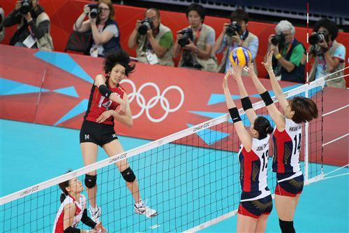 銅牌戰日本VS韓國
