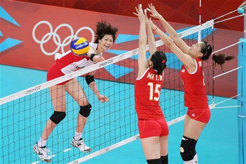 八強日本VS中國