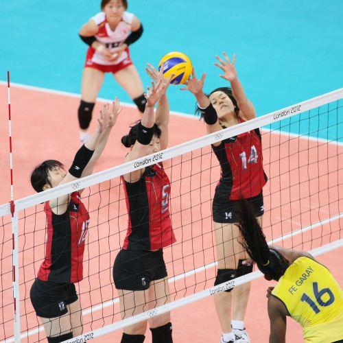 半決賽巴西vs日本