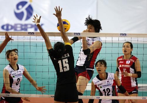亞洲杯女排0911