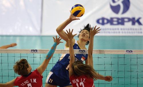 2012亞洲盃中華VS中國