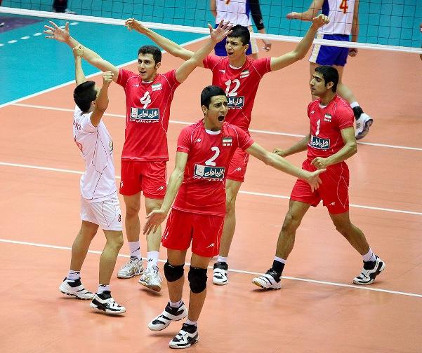 伊朗獲2012亞青少男冠軍