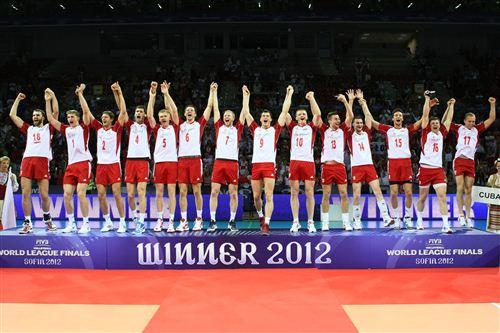 2012世界男排聯賽WINNER