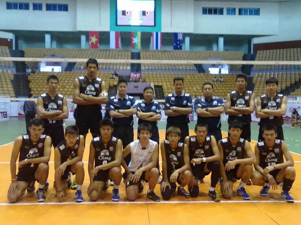 泰國青少年隊