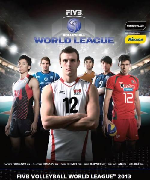 2013世界男排聯賽C組