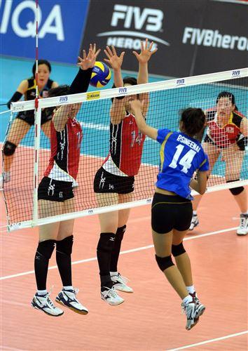 世青日本VS泰國