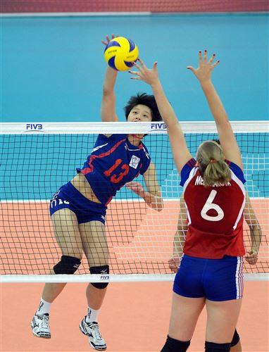 中華青女VS捷克