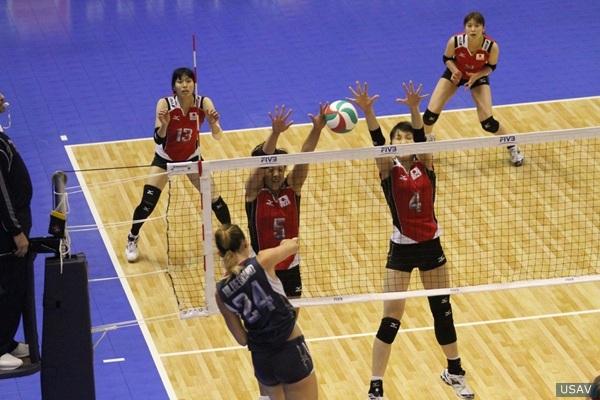 日本VS美國