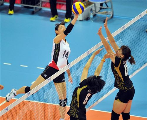 日本VS泰國2013