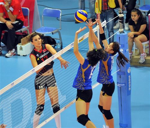 土耳其VS泰國