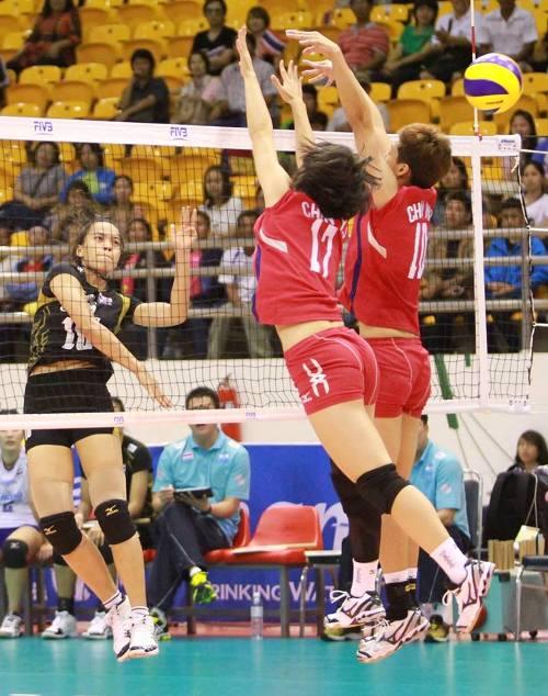 2013亞錦賽中華VS泰國
