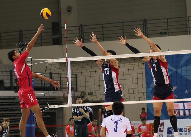東亞運中華VS韓國