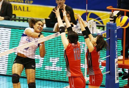 泰國VS日本
