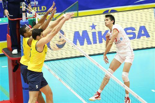 巴西VS伊朗
