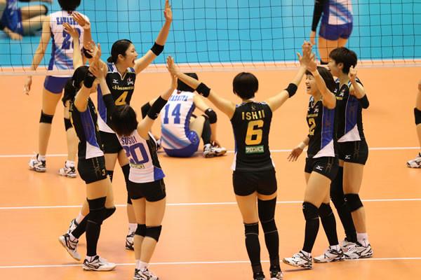 2014日本V1總冠軍