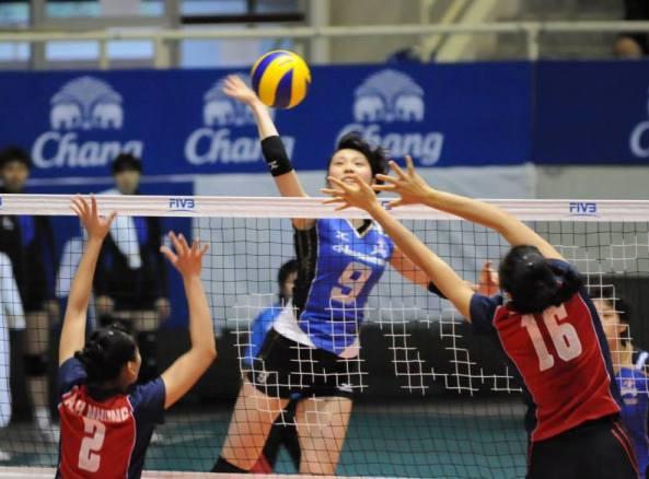 日本VS越南