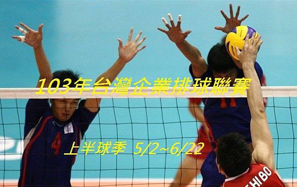 103台灣企業聯賽