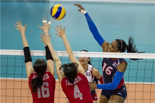 2014日本VS多明尼加