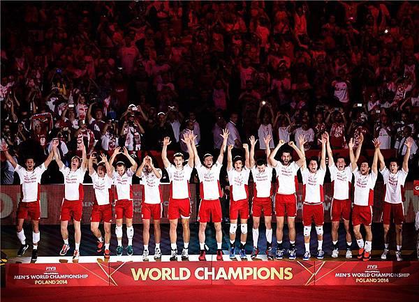 2014世界男排冠軍