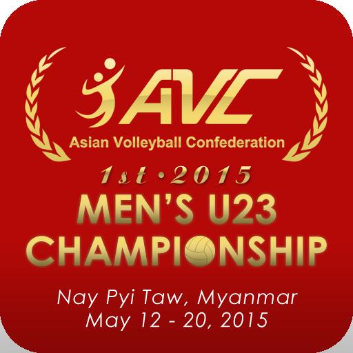 2015亞洲男排U23