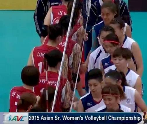 中華VS韓國