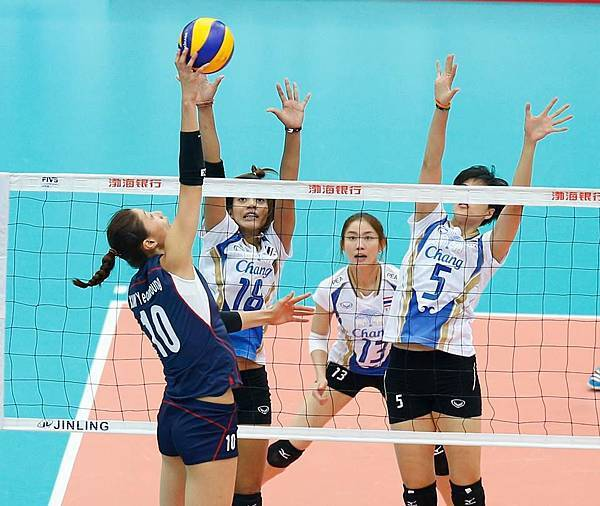 韓國VS泰國