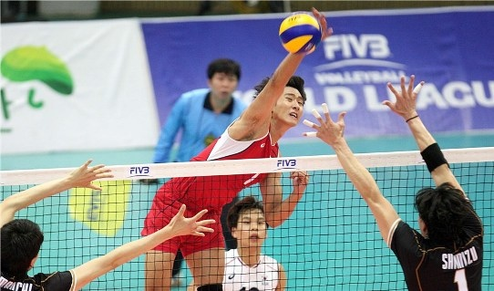 0613日本VS韓國