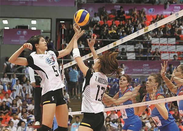 0703泰國VS塞爾維亞