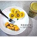 0914紫蘇蛋捲早餐012
