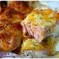 0319焗烤鮭魚999