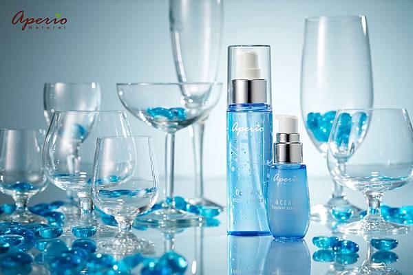 New藍晶鎖水賦活精華液30mL