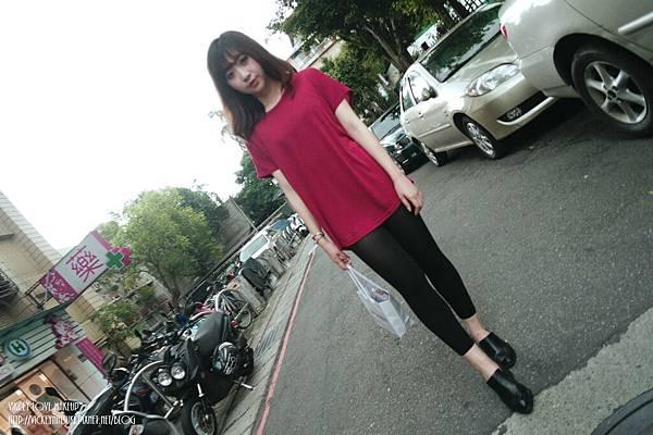 婭薇恩馬卡龍8色孅長小腰姬塑褲