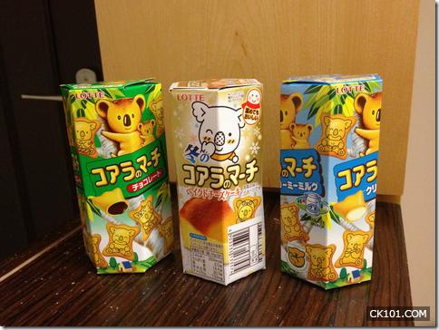 小熊餅乾4