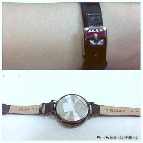 淘寶奇蹟世界julius手錶6