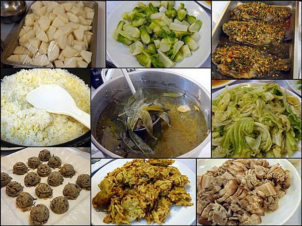 環山部落-原住民風味餐