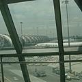 原來曼谷機場這麼大