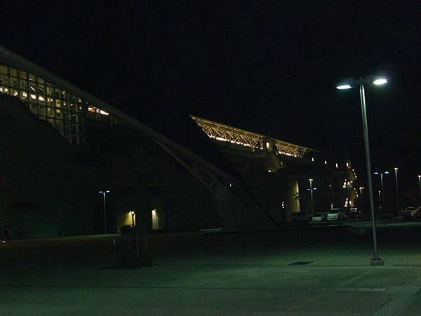 高鐵新竹站廣場