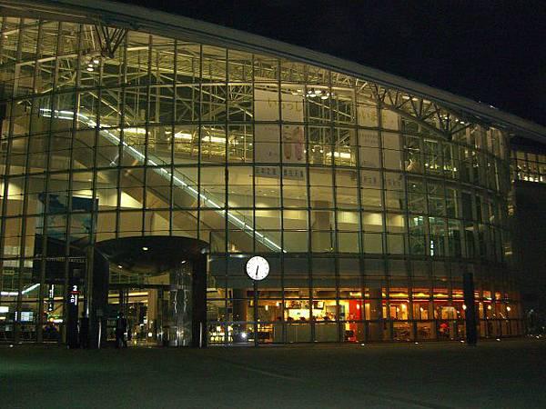 高鐵新竹站遠拍美