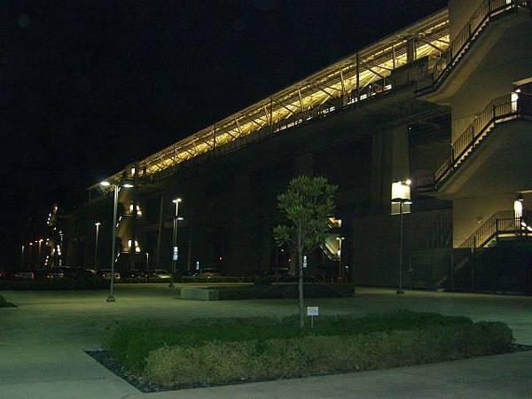 高鐵新竹站左側