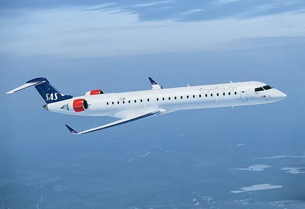 SAS 訂機票 001