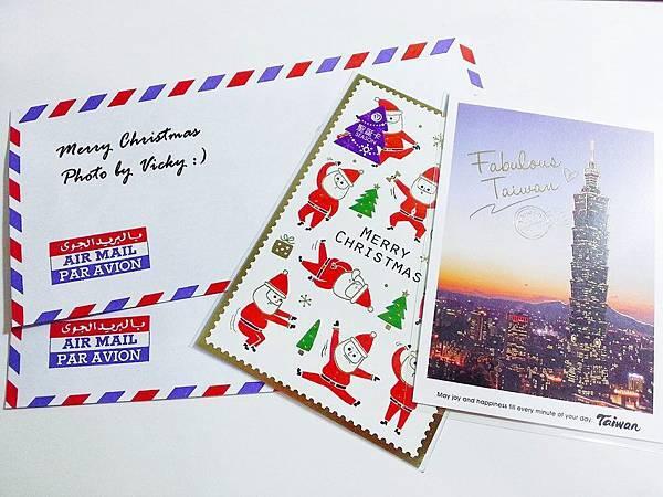 寫信給聖誕老公公法國篇 008