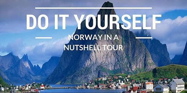 挪威縮影訂票 001