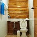 Day1.小木屋 @ 廁所很乾淨!