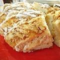 Day2.小木屋吃早餐 @ 都快吐了還有麵包!