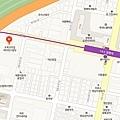 永登浦COOP地圖(韓)