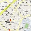 弘大雞肉串、年糕地圖(韓)
