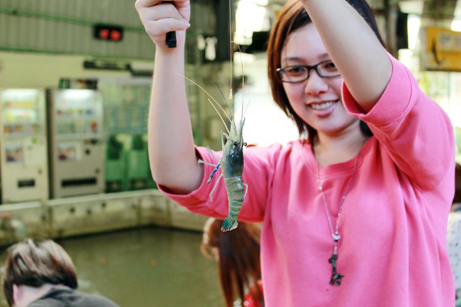 釣蝦趣 (12)
