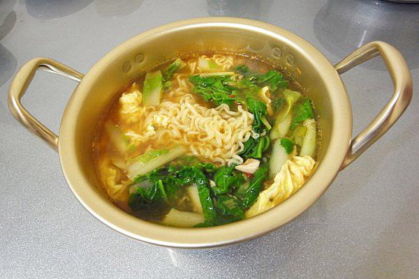 辛拉麵大白菜