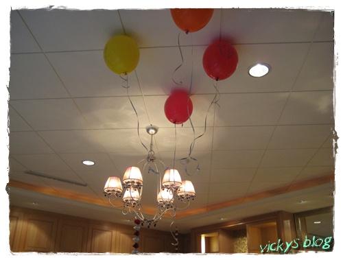 交誼廳的天花板