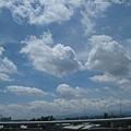 超愛藍天白雲
